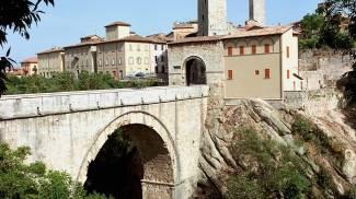 Ascoli, ponte Romano di Porta Solestà