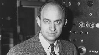 Enrico Fermi (Foto Wikipedia)