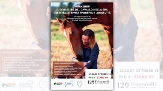Fieracavalli 2018: il benessere del cavallo, il dibattito da Gianni Guidolin