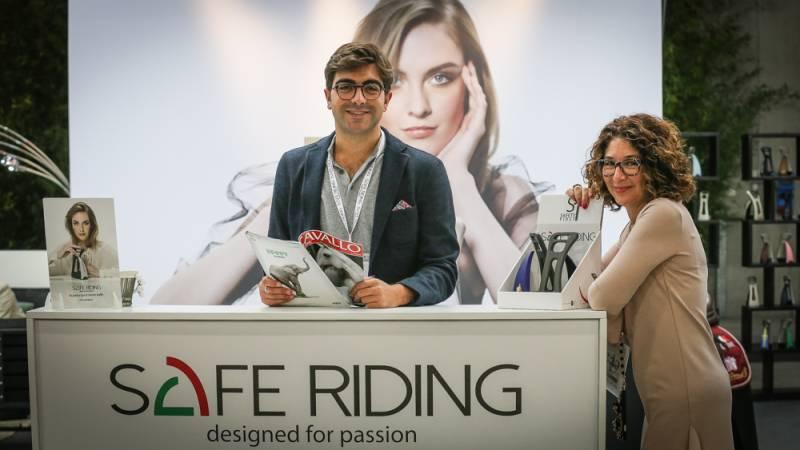 Matteo Lualdi di Safe Riding © Massimo Argenziano/Cavallo Magazine