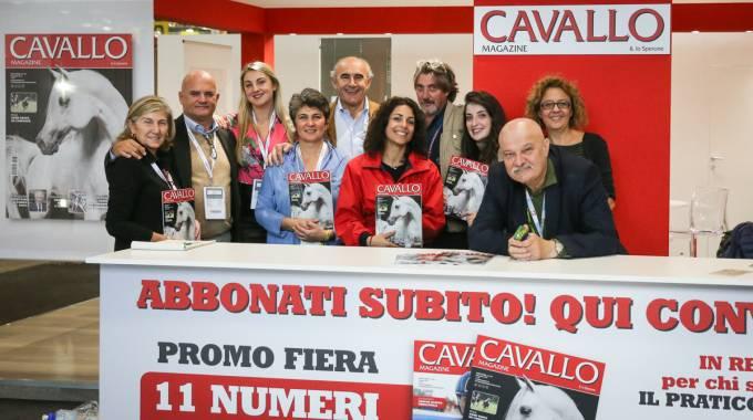 Cavallo Magazine abbonamento speciale Fieracavalli ©MA/CM