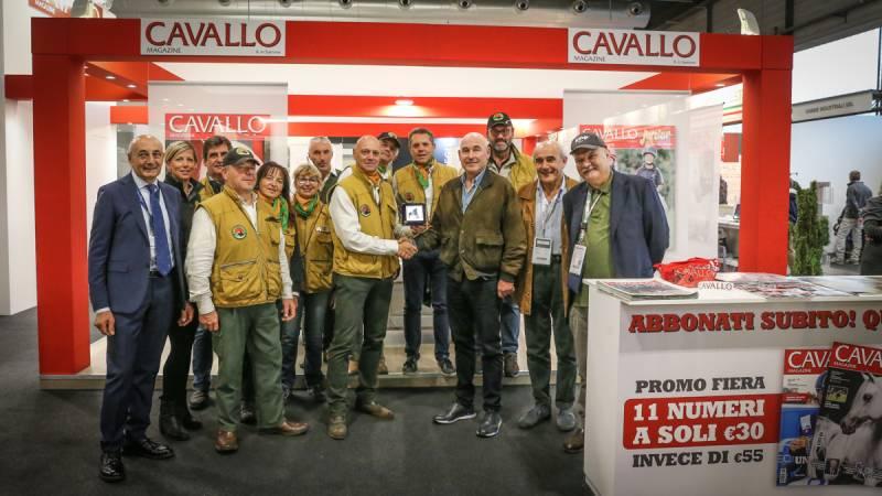 Fieracavalli 2018, la Natura a Cavallo, Rinco Noleggi  ©Argenziano/Cavallo Magazine