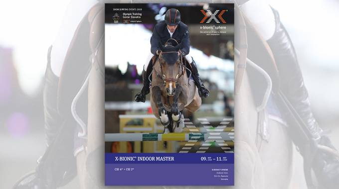 Top International Show Jumpers Set For the X-BIONIC® Indoor Master