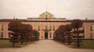 Villa Arconati in autunno