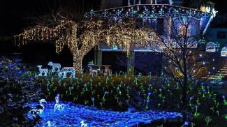 Le Lucine di Natale di Leggiuno