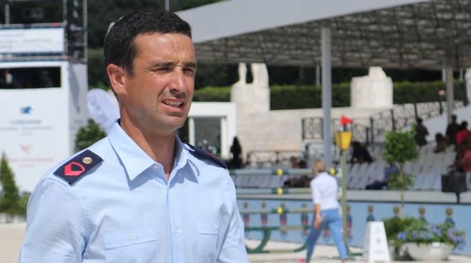Emilio Bicocchi: sguardo puntato sul GP di Coppa del Mondo... (ph. UM)