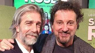 Francesco Ciampi e Leonardo Pieraccioni