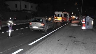 Il tragico incidente si è verificato intorno alle 17.30 (Scardovi)