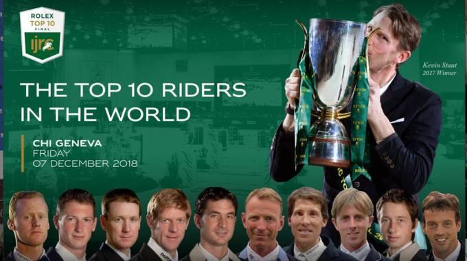 La finale della Top 10 Rolex/Ijrc è ormai alle porte... (ph. Rolex Ijrc)