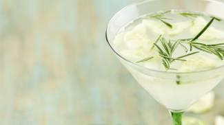 Un gin con ingredienti normali, tipo il rosmarino