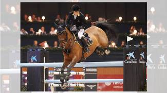 Tops-Alexander makes it a back-to-back double at La Coruña