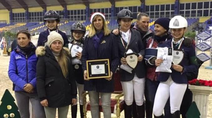 Ponylandia 2018: la Lombardia domina! ©Fise Lombardia FB
