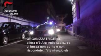 Carabinieri, colpo al racket delle case abusive
