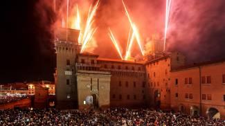 Oltre 35mila persone per il Capodanno a Ferrara