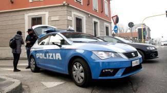 Via Novara, teatro degli scontri prima di Inter-Napoli