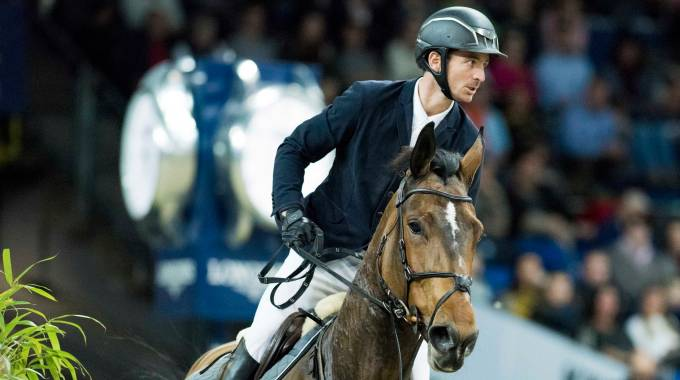 Steve Guerdat back to world number one in Longines Rankings ©Fei
