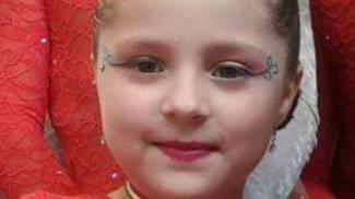DOLORE Emily Formisano, 8 anni, di Reggio Emilia