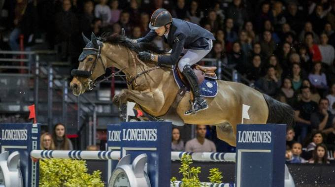 Jumping International de Bordeaux February 7th, 8th, 9th and 10th