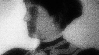 Linda Murri in una foto di Annalisa Natalia Murri