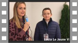Basilea: splendida Lucia Le Jeune Vizzini
