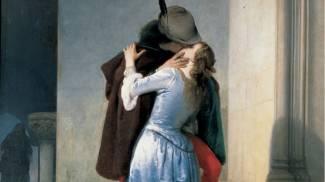 'Il bacio' di Hayez