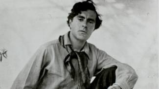L'artista Modigliani