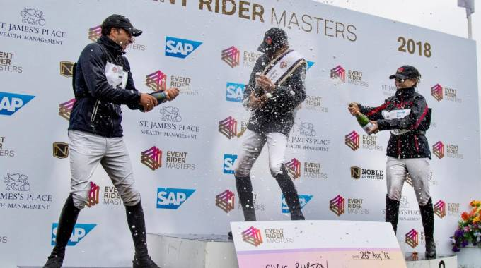 Event Rider Masters Announces Six Date 2019 Calendar ©Event Rider Masters