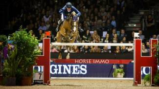 It's a hat-trick for Germany's Deusser with brilliant win in Bordeaux