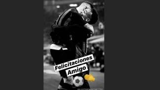 Icardi e Lautaro Martinez abbracciati, foto su Stories Instagram di Icardi
