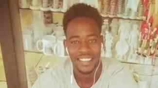 Moussa Ba è morto nel rogo della baraccopoli (foto dal suo profilo Instagram)