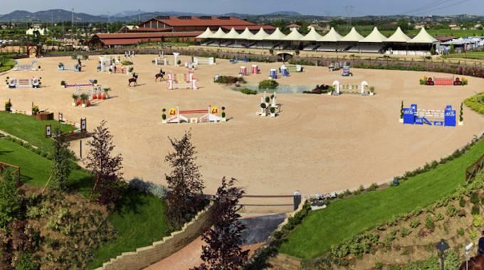 All'Horses Riviera Resort i Campionati Italiani 2019 di Salto Ostacoli ©H.R.R/FSarti