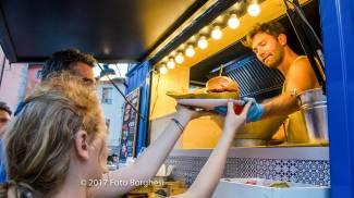 Un evento di street food
