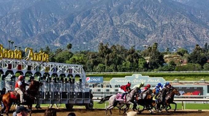 Santa Anita Race Park (ph. sito web Santa Anita Park)