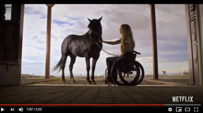 Walk. Ride. Rodeo. Un film Netflix non solo per horse addicted! ©Netflix