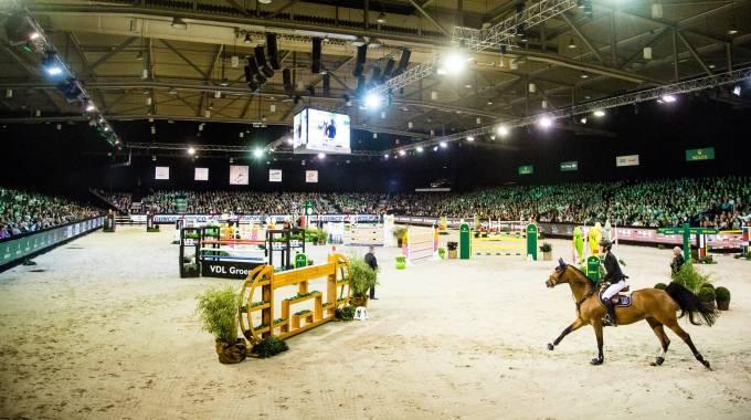 Una panoramica del campo del Dutch Masters nel 2018 (ph. Rolex/Ashley Neuhof)