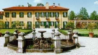 Villa Ricotti ad Arese