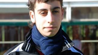 Fabio Aru giovanissimo con la maglia del Borgonuovo Milior