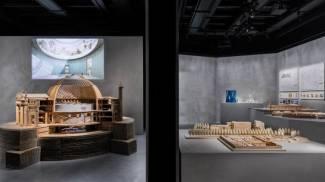 Opere di Tadao Ando all'Armani/Silos