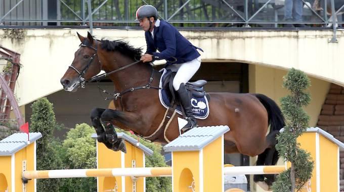 Campionati Italiani Assoluti di Salto Ostacoli 2019: buona la prima di Garcia ©Fise/Horses