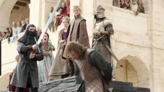 Una scena di 'Game of Thrones' (Ansa)