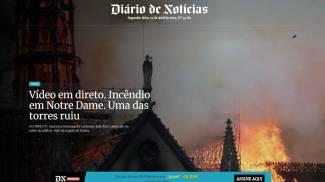 Diario de Noticias, Portogallo