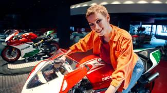 Mirabilandia, ecco il Ducati World