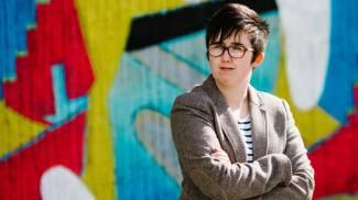 Lyra McKee, la giornalista uccisa negli scontri in Irlanda del Nord (Ansa)