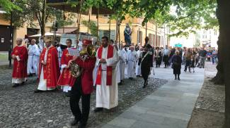 La processione del Venerdi Santo