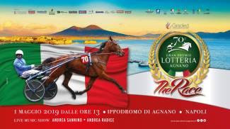 Ippica: ecco i 24 del 70° Gran Premio Lotteria