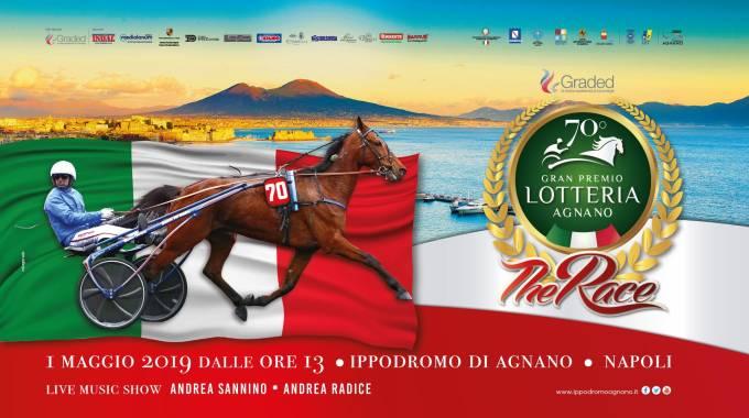 70° Gran Premio Lotteria di Agnano
