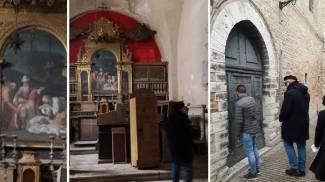 La chiesa di santa Croce a Urbino