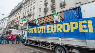 Corteo del 25 Aprile a Milano