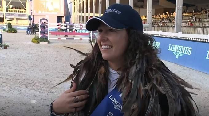 Danielle Goldstein (ph. LGCT Live TV)