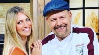Katia Pedrotti e Giovanni Gandino (Foto instagram)